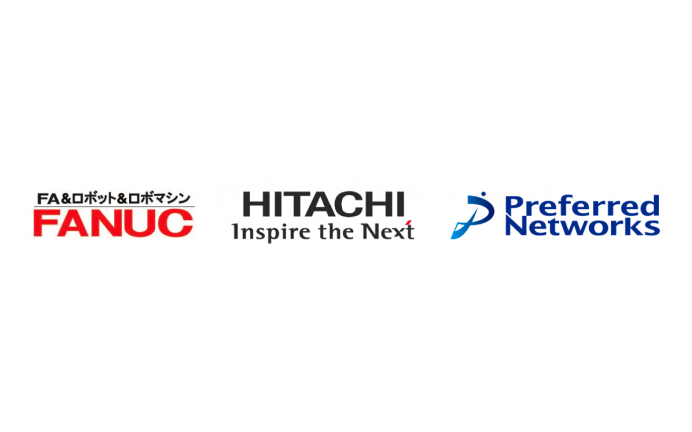FANUC, Hitachi, and Preferred Networks to establish a joint venture company for the development of Intelligent Edge Systems